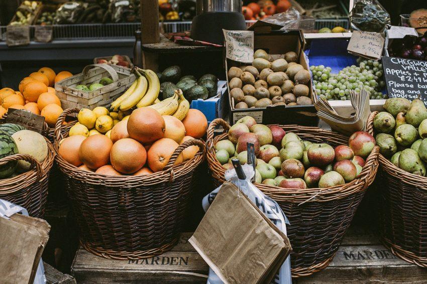 Фрукты и овощи содержащие много сока